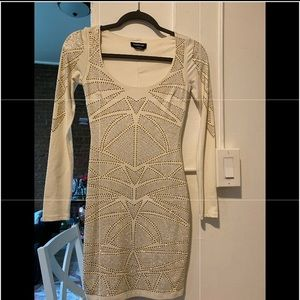 Bebe body-con dress